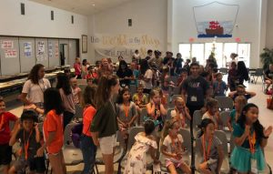 Summer camps engage young minds - Diocese of Venice