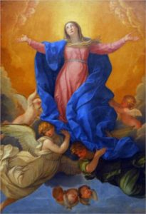 Holy Mass – The Assumption of the Blessed Virgin Mary (Vigil)