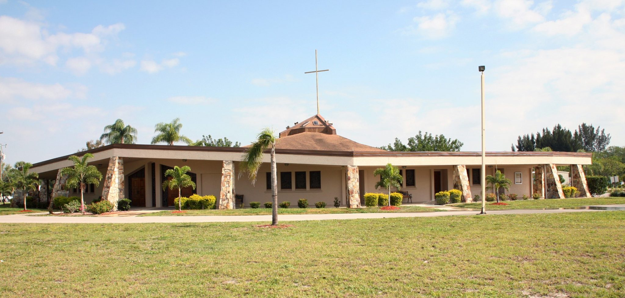 Last Days Of St Raphaels Cathedral >> St Raphael Parish Lehigh Acres Diocese Of Venice